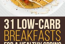 Food - Breakfast / including Low Carb