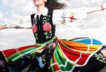 Folklore/ Folklor/ Etno fashion
