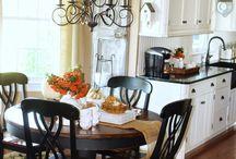 Kitchen makeovers / by Dawn Duquet
