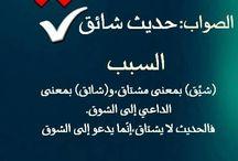 اصول العربي الفصيح