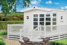 Skyline 2014 / New for 2014 the sensational Skyline is instantly recognisable; from the modern linear styling of the windows to the innovative layout, it represents a true evolution in holiday home design.