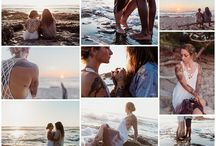Romantic Outdoor Couples Engagement Session