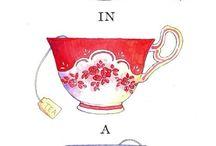 Dat kan ook met thee...