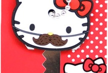 Hello Kitty's stuffs