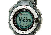 Casio Pathfinder watches