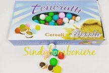 confetti per 18 anni colorati ripieni di cioccolato e cereali