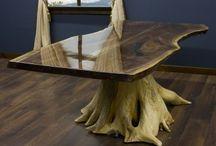 furniture ideas / rustic furniture