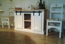 Sideboard (original from Anna White))