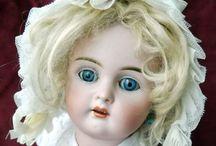 Bisque dolls from Poland / Szrajer & Fingerhut