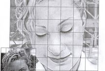 grid / by Ancha Jaya