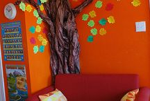 Library Trees / Great examples of tree diplays in libraries.  / by Augusta County Library