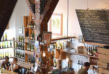 Wine , bar, cafe