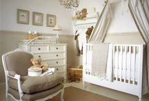 Baby or Kid Room Ideas / by Jennifer Best