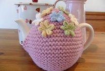 Brei teapot cozy cover
