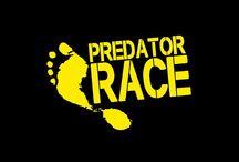 Predator Race / Predator Race, je extrémní překážkový běžecký závod, který je inovativní a zcela unikátní! Závodník musí zdolat nesnadnou běžeckou trať v délce 5 km+ nebo 10km+, na celé trati je řada nesnadných překážek. Navíc, však musí dokázat uniknout Predatorům, na které na trase narazí!