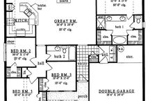 House plans / by Wendi Kabara
