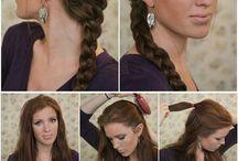 pomysły na fryzury :)