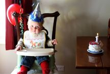 Events ~ Birthday Parties / Because who doesn't want a whole day devoted just themselves?  Birthday's are where it is at.