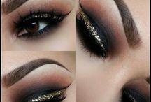 Eyes / Eyes makeup / by Elbia Cruz