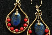 Earrings wire - Συρματερα σκουλαρικια