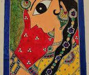 Illustrazioni Indiane