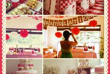Picnic & Lion Theme