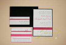 Striped Wedding Invitations / Striped wedding invitations and inspirations / by Gourmet Invitations