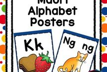 Maori Language and Art