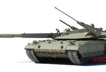 Украина представила танк 'FMBT' пятого поколения, не имеющий аналогов в Мирe