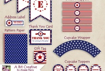 Independence Day Party Ideas / by Angee Perry