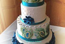Wedding - Peacock Theme