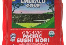 Sushi Supplies / Everything you need to make delicious, organic sushi at home!