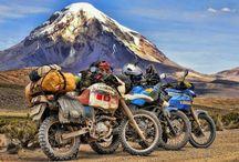 Dobrodruzstvo na motorkach