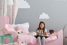 tyttöjen huoneet