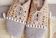 tricot shoes
