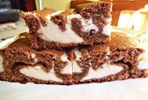 Recepty - tvarohové koláče, zákusky, torty