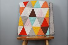 Quilting / by Rhonda Cantrell