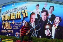 Tournée in Cina