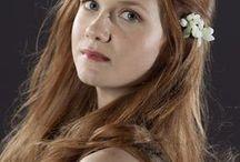 bonnie wright(Ginny weasley)❤