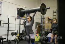 Weightlifting - podnoszenie ciężarów
