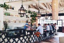 Restaurants, cafes, bars to visit/favs