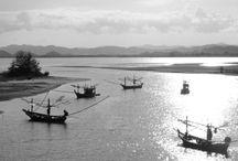 Bangsaphan et ses environs