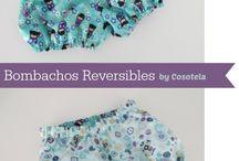 Bombacho reversible
