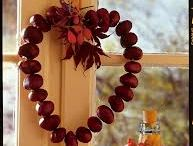 Upcycling...conkers