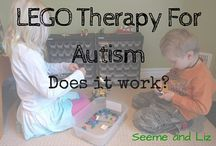 Autism, Special Needs, Sensory Information / Everything to do with developmental delays, autism and sensory processing.