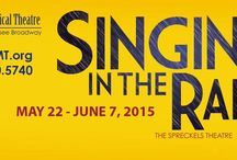 San Diego Musical Theatre Presents Singin' in the Rain