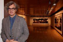 """Exposición """"Wim Wenders Photographs"""" / Exposición realizada en el museo de la Fundació Sorigué. Arte  y fotografía en Lleida."""