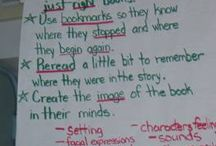 Anchor Charts [Reading] / by Room 204