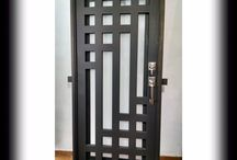 puertas y portones