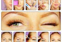 Krásna pleť, make-up a vlasy / Wink je beauty sprievodca pre ženy, nechajte sa inšpirovať...